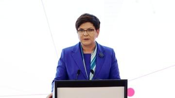 Premier: uaktywniły się siły, które chcą rozbić polski rząd