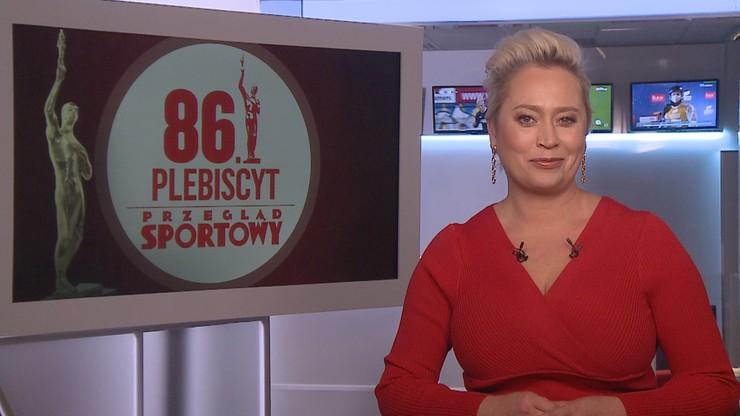 Paulina Czarnota-Bojarska wytypowała piątkę w 86. Plebiscycie Przeglądu Sportowego i Polsatu