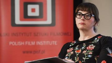 """""""Protestujemy przeciw odwołaniu dyrektora PISF"""". Artyści i twórcy piszą do ministra kultury ws. Magdaleny Sroki"""