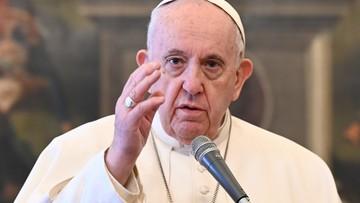 """Papież apeluje ws. Jerozolimy. """"Dosyć starć"""""""