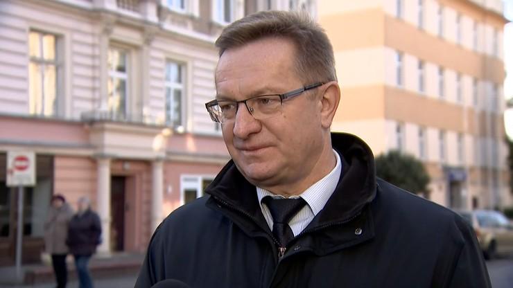 """""""Sięgnąłem po artykuł leżący w publicznym miejscu"""". Wilczyński odpowiada na zarzuty"""