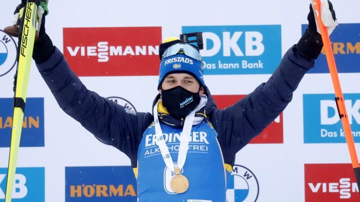 MŚ w biathlonie: Sensacja w sprincie