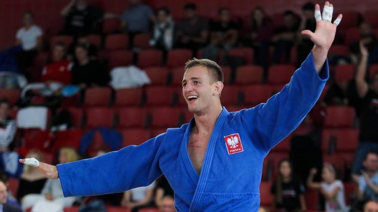 Turniej judo w Perth: Wysokie lokaty Pacut i Kuczera