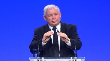 Kaczyński o Tusku: może stać się przedmiotem zarzutów karnych