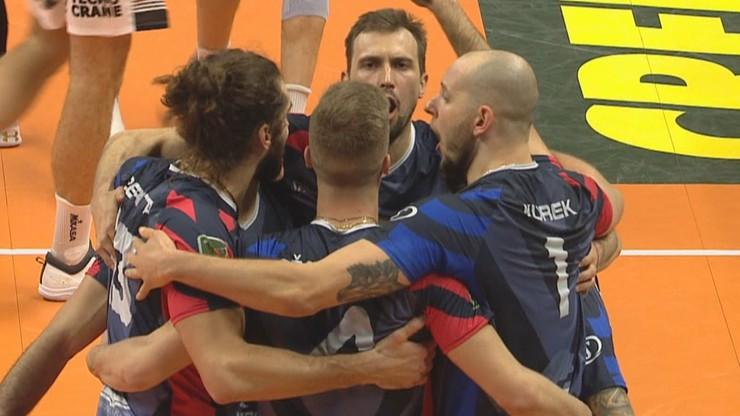 Zwycięstwo drużyny Kurka po emocjonującym tie-breaku