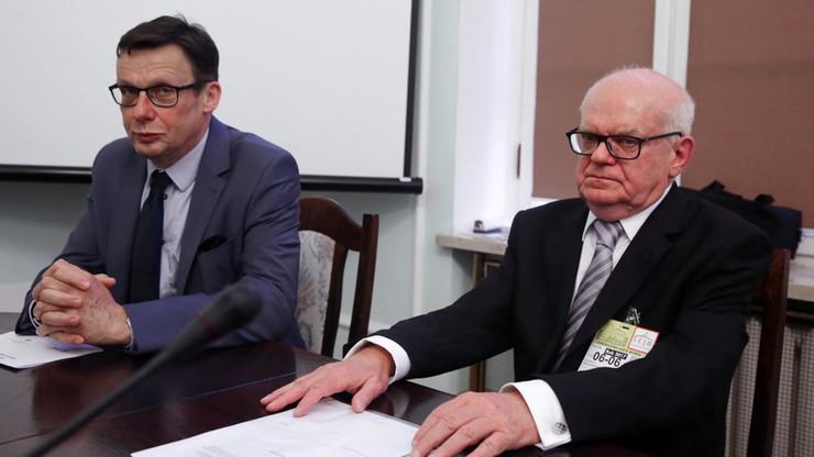 """Zielonacki nowym sędzią TK. """"Spełnia się sen Kaczyńskiego by nikt nie sprawował nad wami kontroli"""""""