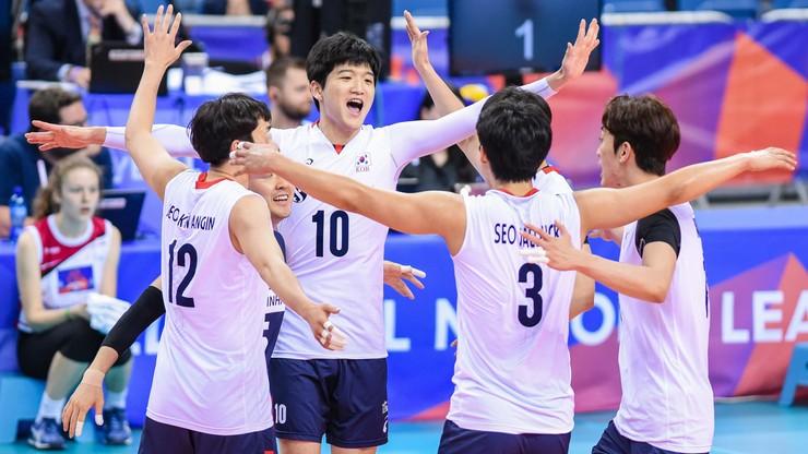 Pierwsza taka sytuacja w koreańskiej siatkówce! Nowy zawodnik wzmocni kadrę