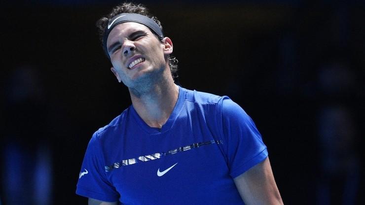 ATP w Acapulco: Kontuzja wyeliminowała Nadala!