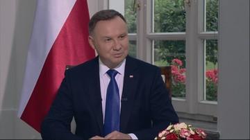 Prezydent Duda porzucił TikToka
