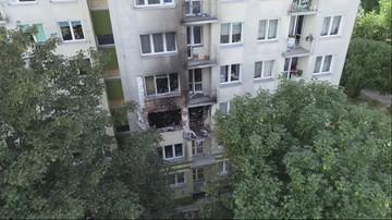 Policja odnalazła lokatorki mieszkania, w którym w środę wybuchł gaz