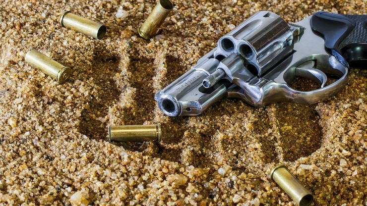 Mieszkańcy Hagi oddali 669 niebezpiecznych przedmiotów. Wśród nich jest broń z okresu II Wojny