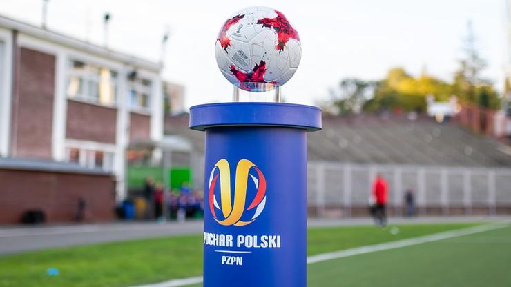 Puchar Polski: Plan transmisji 1/16 finału