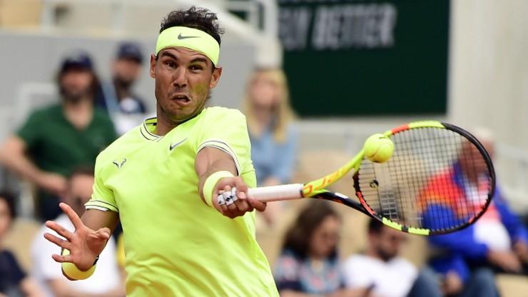 French Open: Dwunasty półfinał Nadala w Paryżu. Awans Federera