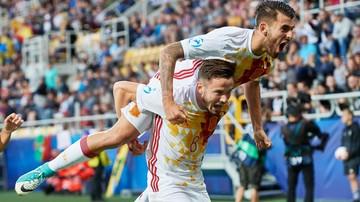 Euro U-21: Przedwczesny finał dla Hiszpanii!