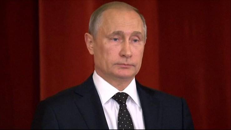 Putin podpisał krytykowane ustawy antyterrorystyczne