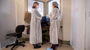 Lekarka negowała epidemię Covid-19. Została zawieszona na pół roku