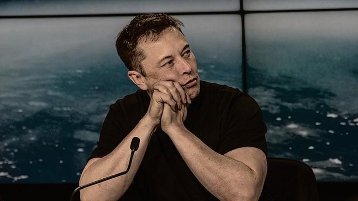 Elon Musk nie jest już najbogatszym człowiekiem na świecie