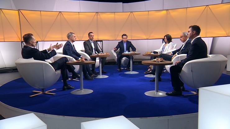 Berkowicz: wysłać w kosmos przedstawicieli wszystkich partii i system podatkowy