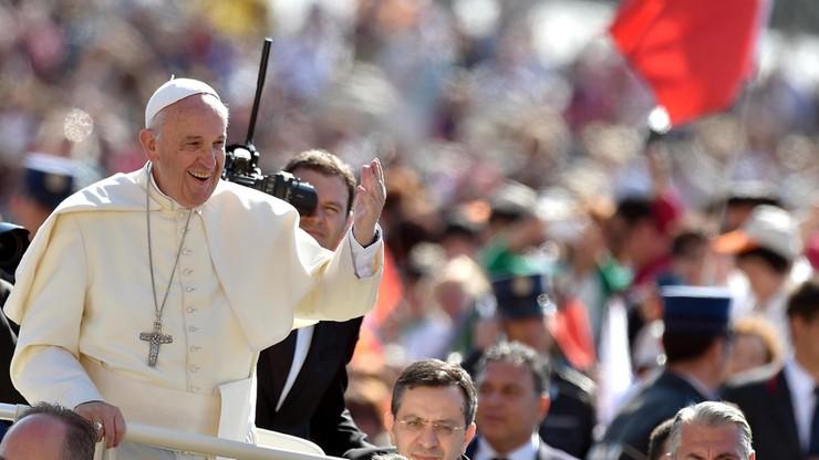 Papież Franciszek otrzyma Nagrodę Karola Wielkiego