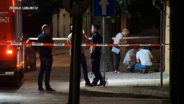 Morderstwo w centrum Lubartowa. Były mąż zmarłej z zarzutem