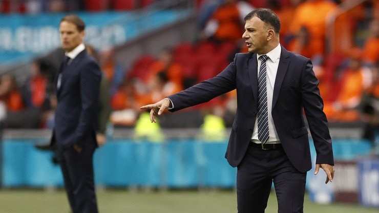 Euro 2020: Igor Angelovski odszedł z reprezentacji Macedonii Północnej