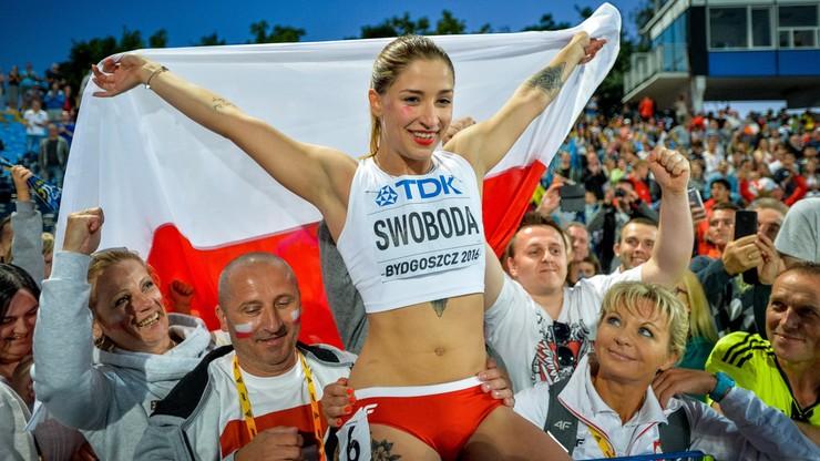 Swoboda wicemistrzynią świata juniorek w biegu na 100 m
