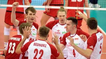 Cztery szybkie sety! Polscy siatkarze ograli Belgię na inaugurację sezonu
