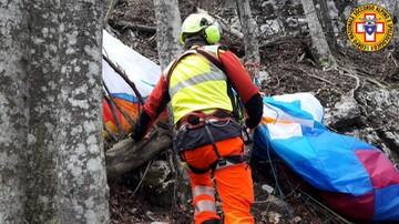 71-letni Polak zginął na paralotni we Włoszech. Kolejny wypadek w ostatnich dniach