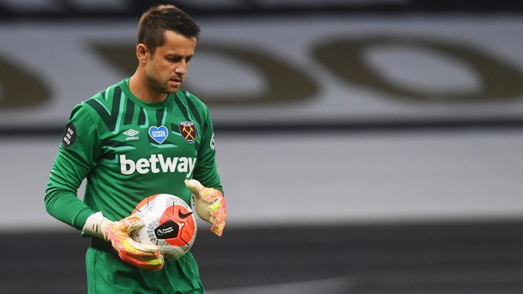 Premier League: Porażka drużyny Fabiańskiego w derbach Londynu