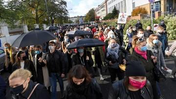 #WspólnyGniew. Kolejny protest ws. wyroku TK