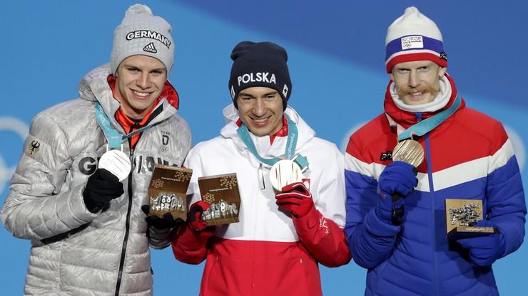 Pjongczang 2018: Stoch odebrał złoty medal
