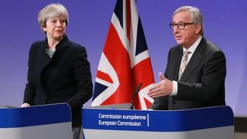 Negocjacje w sprawie Brexitu bez przełomu. Juncker: to nie porażka, porozumienie osiągniemy w tym tygodniu
