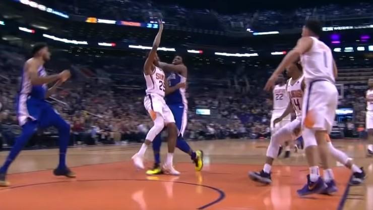 NBA: Popisy Joela Embiida i Anthony'ego Davisa