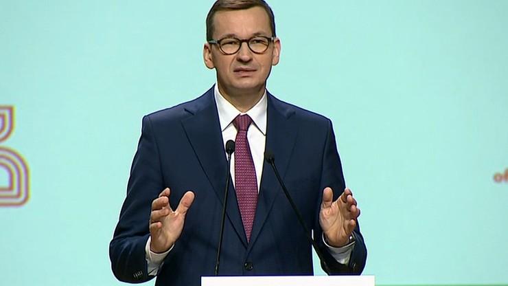 Premier: zaczynamy nowy etap realizacji Centralnego Portu Komunikacyjnego