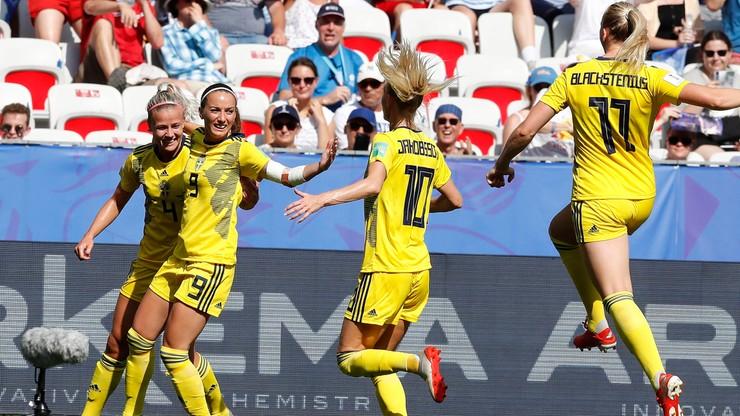 Piłkarskie MŚ kobiet: Szwedki z brązowym medalem