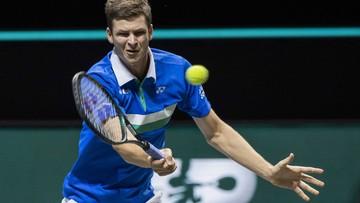 ATP w Dubaju: Hubert Hurkacz - Richard Gasquet. Gdzie obejrzeć?