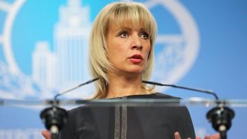 """""""Nie powinno się grozić państwu posiadającemu broń jądrową"""". Rosja odpowiada brytyjskiemu rządowi"""