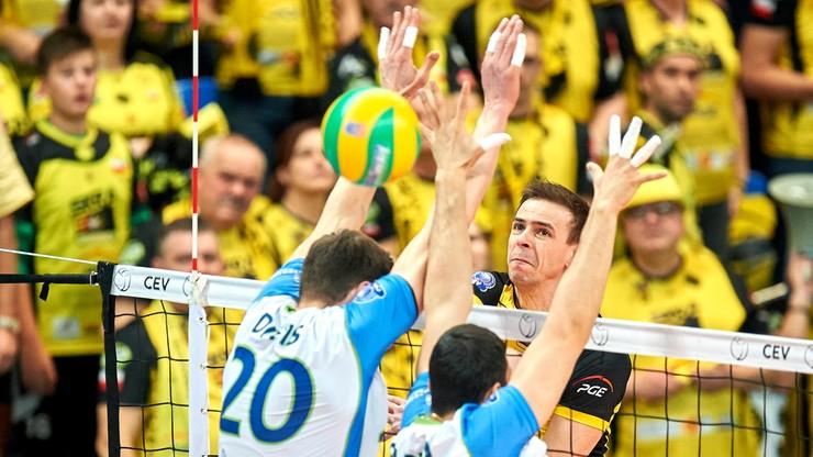 Zenit przegrał w Bełchatowie! Wielki krok PGE Skry w stronę półfinału Ligi Mistrzów