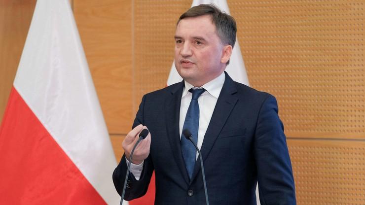 Ziobro: czas już dojrzał do tego, byśmy nie oglądali się na UE i realizowali reformę sądów