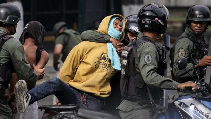 ONZ wzywa Wenezuelę do poszanowania swobody demonstrowania