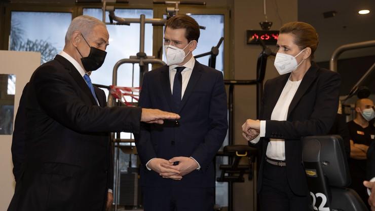 Izrael, Austria i Dania zawarły sojusz. Chcą wyprodukować nowe szczepionki