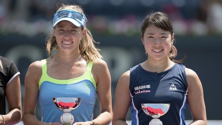 French Open: Awans Rosolskiej do trzeciej rundy debla