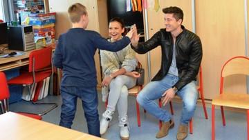 Małżeństwo Lewandowskich pomogło wyremontować oddział w Centrum Zdrowia Dziecka. Wpłacili 0,5 mln zł