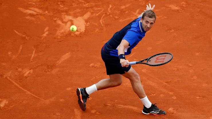 ATP w Monte Carlo: Stefanos Tsitsipas wyeliminował Daniela Evansa w półfinale