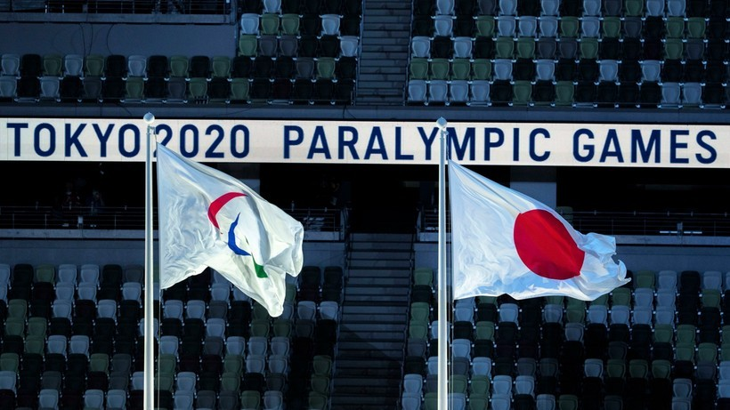 Paraolimpiada: Brąz Jabłońskiej na 400 m st. dowolnym