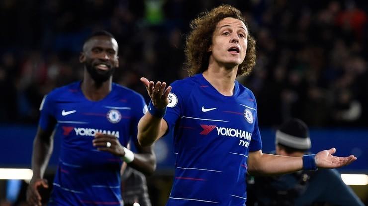 David Luiz chce wymusić transfer do ligowego rywala! Opuścił trening