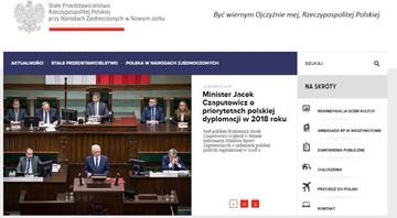 Polska niestałym członkiem RB ONZ od początku roku. Według strony MSZ nadal kandydujemy