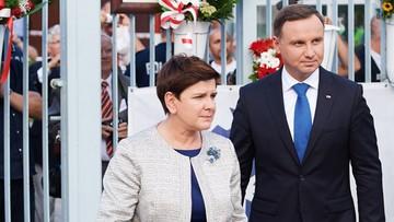 Andrzej Duda, Beata Szydło i Paweł Kukiz liderami rankingu zaufaniu wg. sondażu CBOS