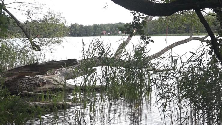 Wskoczył do wody i już z niej nie wypłynął. W jeziorze Kamienica utonął 39-letni mężczyzna