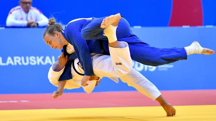 MŚ w judo: Pogorzelec i Wróblewska przegrały pierwsze walki